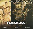 Triple Feature [Digipak] by Kansas (CD, Nov-2009, 3 Discs, Sony BMG)