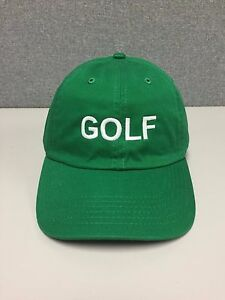 7ce9cba5a7a GOLF Hat (slide buckle) wang cherry bomb tyler odd future ofwgkta ...