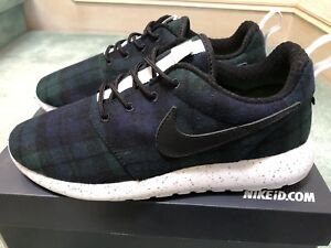 b92bf1bb3748 Nike Roshe Run One Nike iD Pendleton Plaid 2014 US Men s Size 8.5