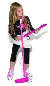 Imc Toys 784154 - Guitare électrique Barbie Rock avec microphone
