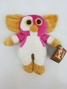 Rare-Pink-Gremlin-Gizmo-1999-New-w-Tags-Quiron-Spain-Warner-Bros-Plush-Soft-Toy