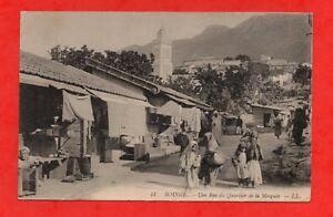 Algerie-BOUGIE-Une-rue-du-quartier-de-la-mosquee-J3376