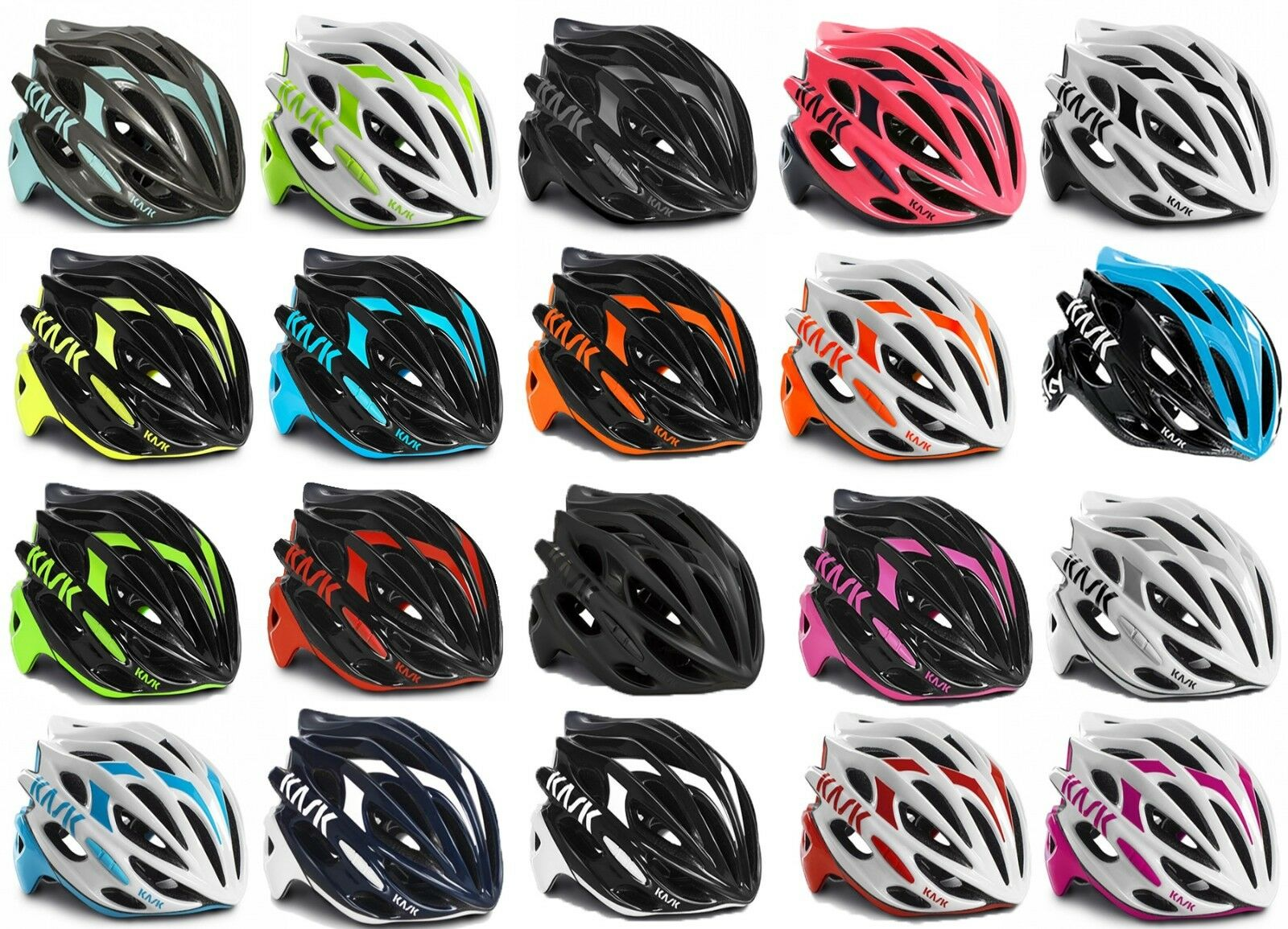 NEW KASK Mojito Helmet - Available in different sizes and colors
