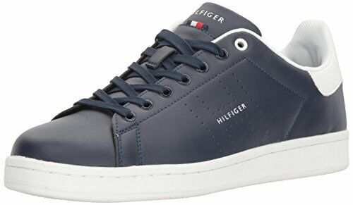 d78f42971 Tommy Hilfiger Men s Navy Blue Shoes SNEAKERS Liston Size 10 for sale online