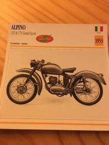 Alpino-125-et-175-grand-sport-1953-Card-motorrad-Collection-Atlas