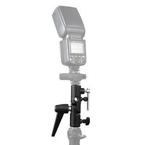 MK-Flash-Shoe-Mount-Bracket-For-Umbrella-Holder-Light-Stand-Tripod-1-4-Flash