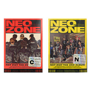 NCT-127-NEO-ZONE-Preorder-2nd-Album-CD-Poster-Photo-Book-Lyrics-PhotoCard-GIFT