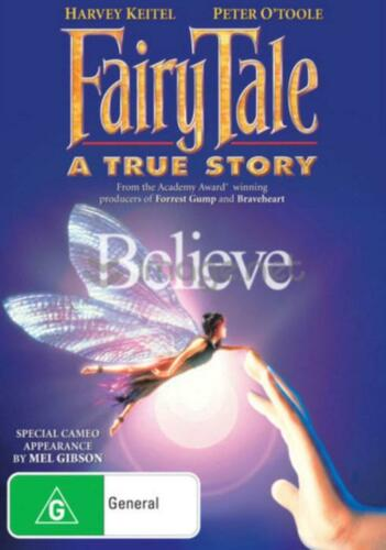1 of 1 - FairyTale: A True Story : NEW DVD