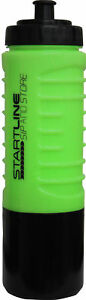 Sports Water Bottle with Snack Storage Compartment Gym Training Fitness Running