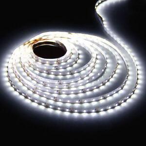 5m-LED-Strip-Licht-Streifen-Band-Leiste-mit-300-LEDs-Weiss-SMD-3528-DC-12V-R-Y6I3