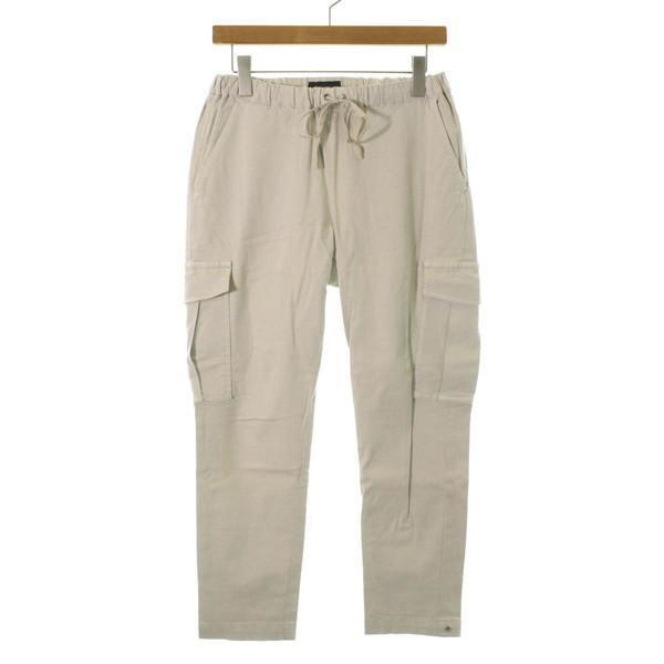 Pas de calais  Pants  188881 WhitexBeige 38