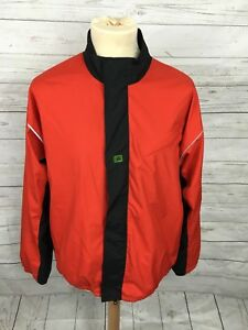 Men-039-s-Adidas-Equipment-Windcheater-Jacket-Medium-Orange-Great-Condition