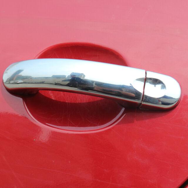 For Volkswagen Jetta MK5 New Chrome Door Handle Cover 2006 2007 2008 2009 2010
