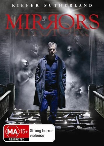 1 of 1 - Mirrors (DVD, 2009) Free Post!!