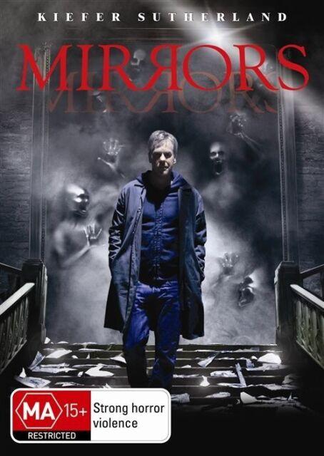 Mirrors (DVD, 2009) Free Post!!