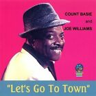 Let's Go to Town by Count Basie (CD, Jul-2009, Sounds of Yesteryear)