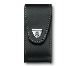 Victorinox Knife Case Leather Work Champ Xl 111 ММ Black 4