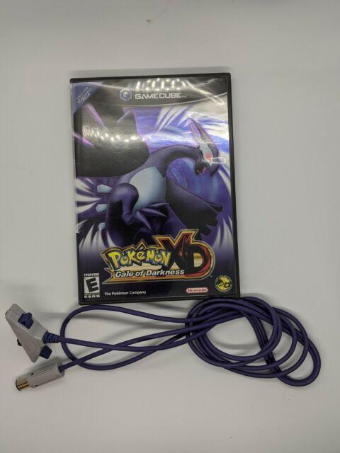 Pokemon XD: Gale of Darkness (Nintendo GameCube, 2005) Complete CIB