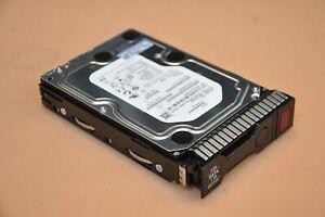HP Gen8/9 1TB 6G 7.2K SATA LFF Hot Plug Hard Drive w/Caddy 657750-B21/657739-001