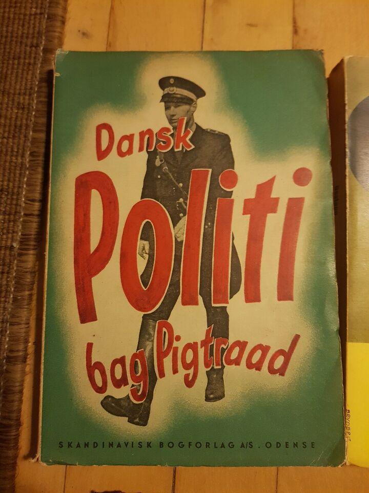 Militær, Blandet danske bøger om ww2