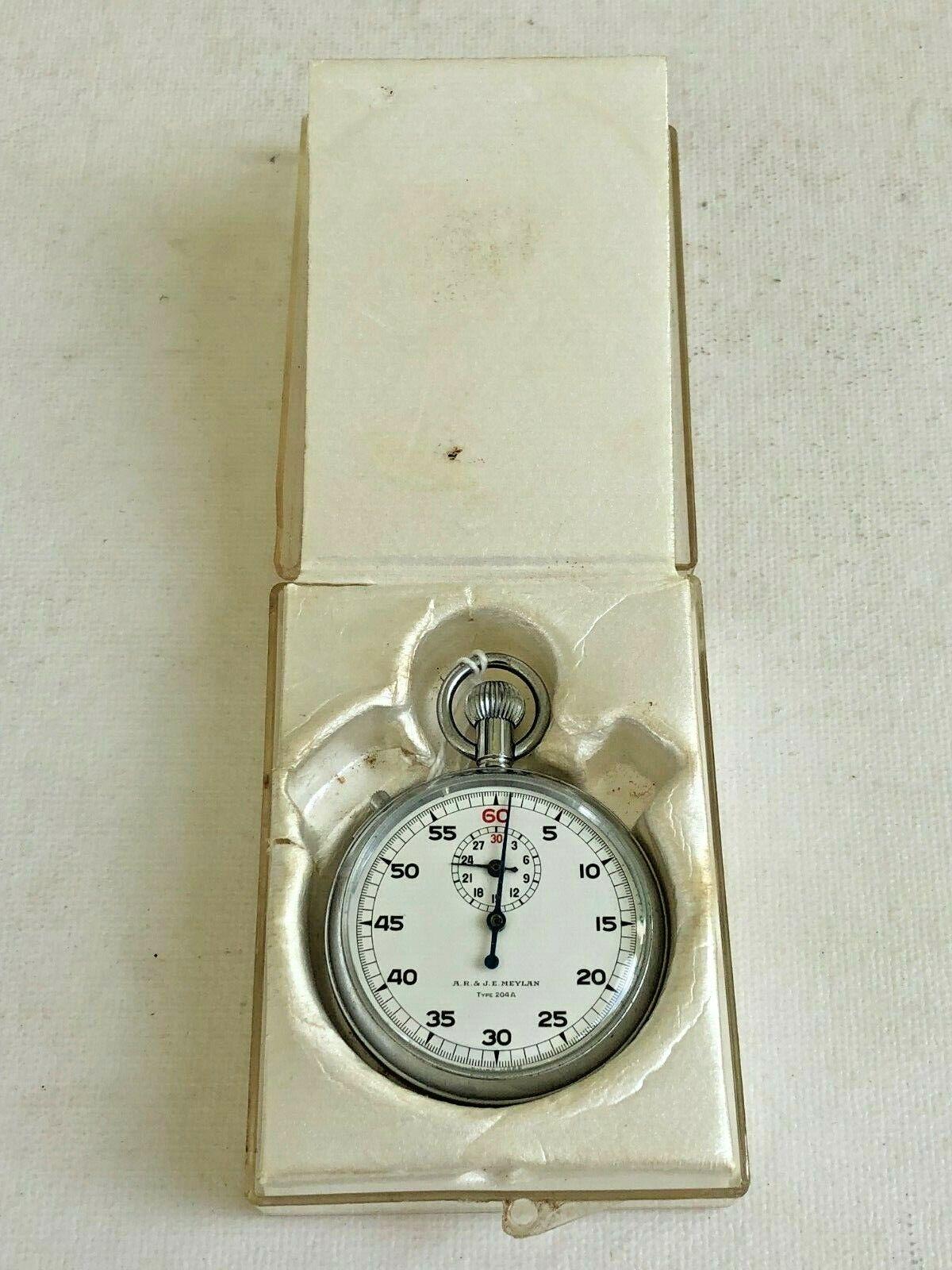 Meylan Stop Watch - Original Box Included