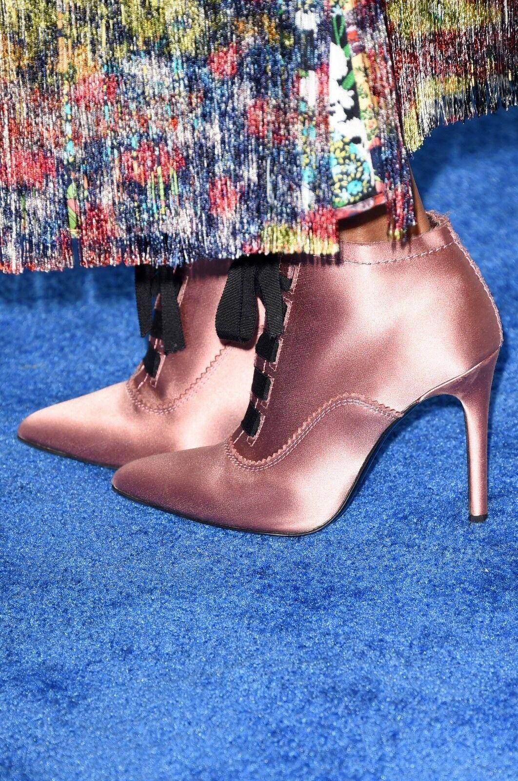 Pedro Garcia Satin Oxford Boots