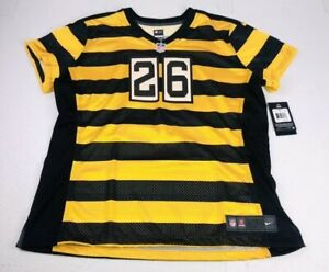 new arrival 46039 38fda Nike On Field Women's Pittsburgh Steelers Leveon Bell ...