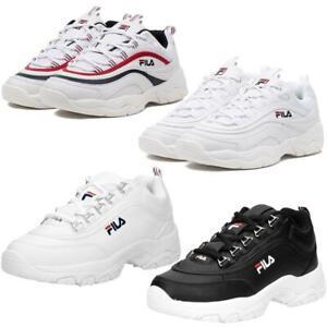 Details zu Fila Strada Ray Low Damen Sneaker Schuhe Sportschuhe Turnschuhe Freizeitschuhe