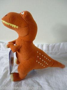 disneypixar the good dinosaur licensed ramsey 27cm plush soft toy