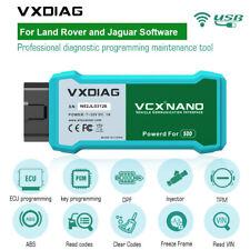 Vxdiag Vcx Nano Diagnostic Tool For Land Rover For Jaguar Ecu Programming Wifi