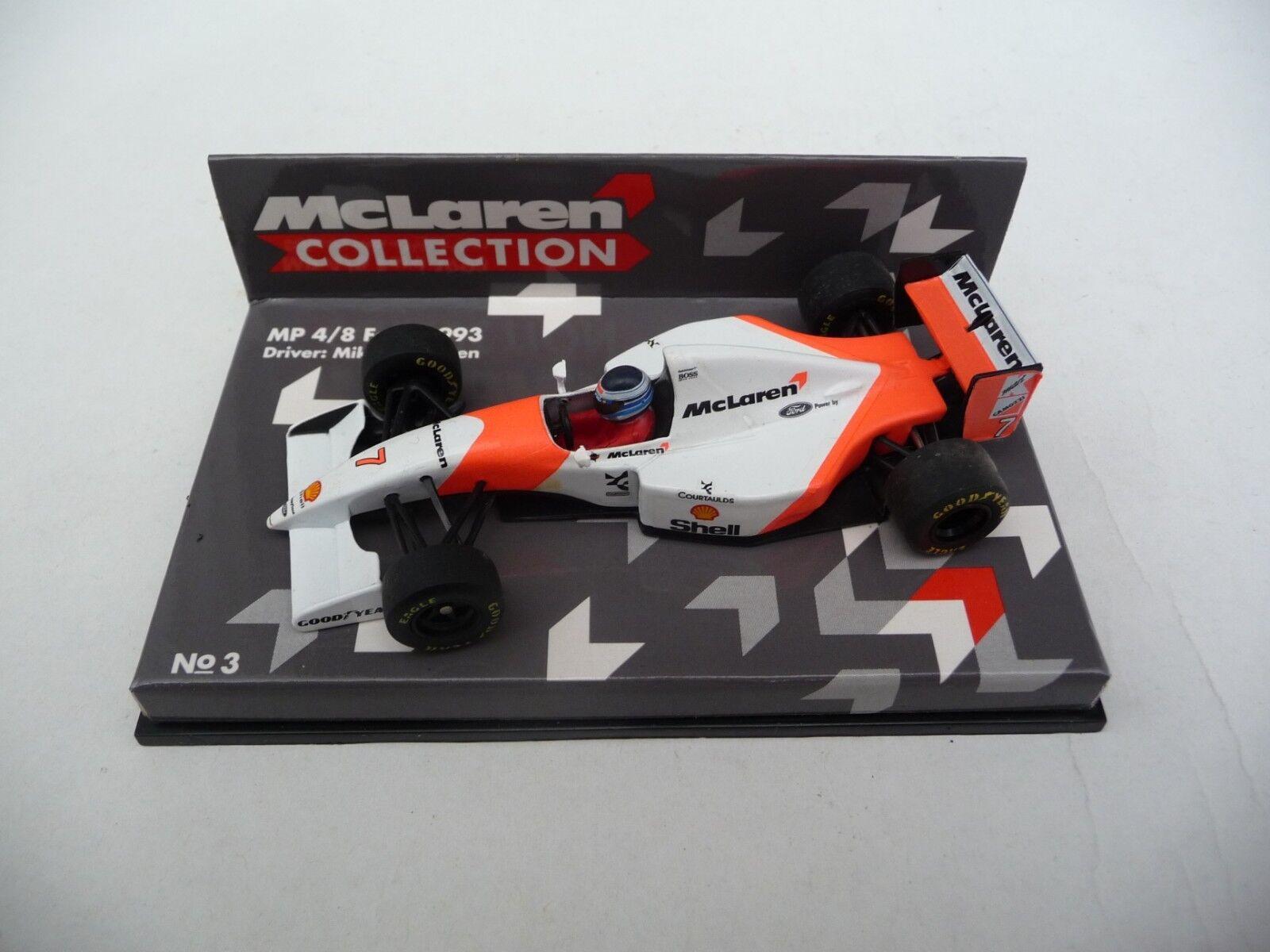 Minichamps 1 43 McLarenF1 1993 Mika Häkkinen 930017