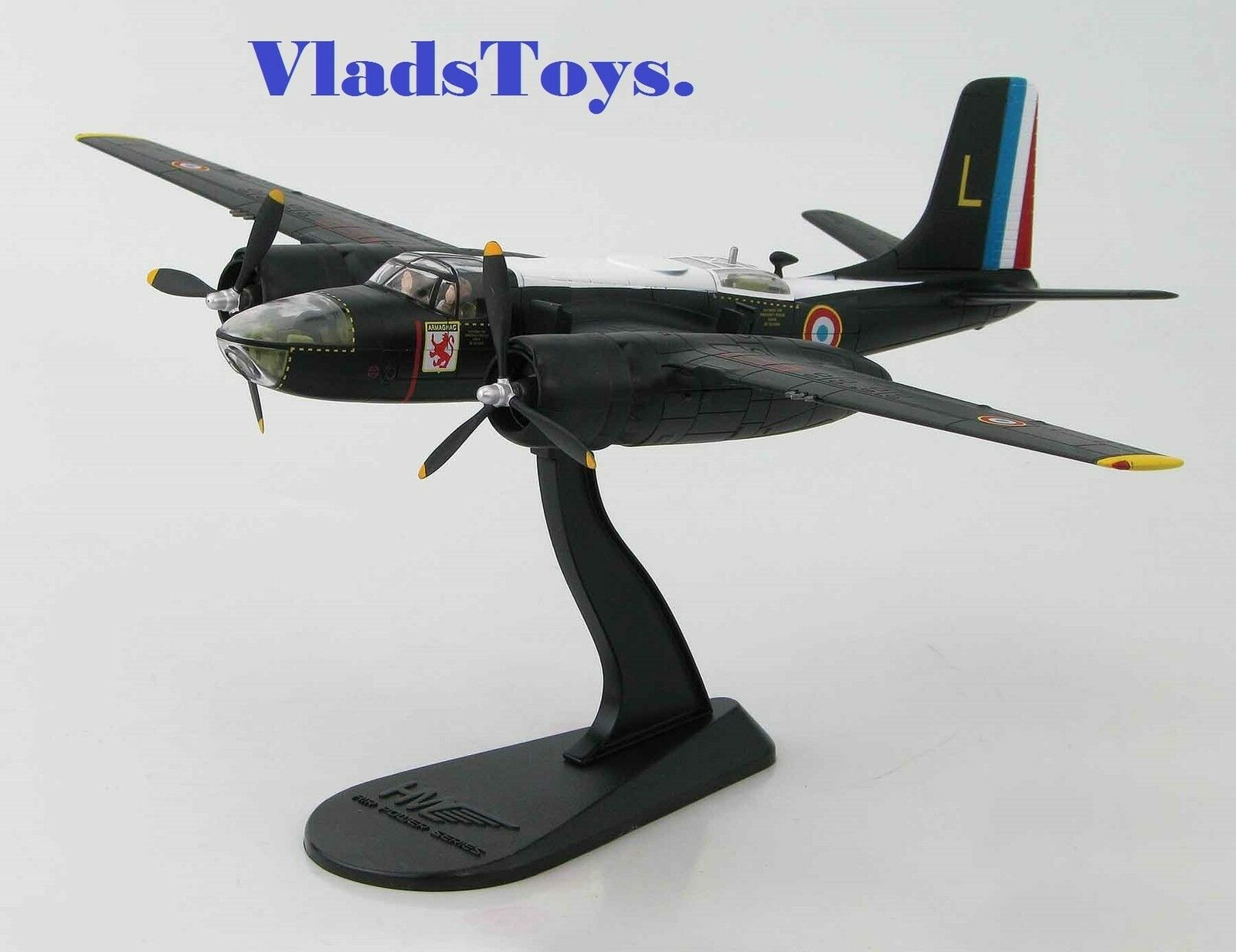 Hobby Master 1:72 rb-26c Invader Armée de l'Air ERP 1/32 Armagnac ha3223
