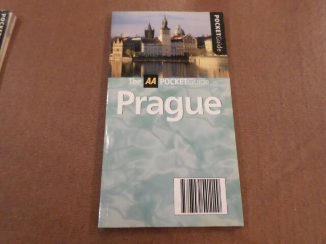 The AA Pocket Guide Prague, Chistopher Rice & Melanie Rice,