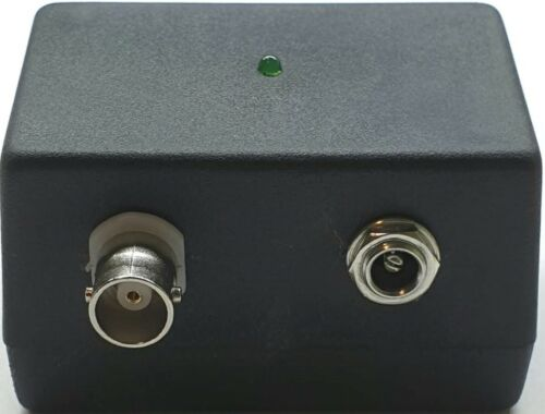 Cased MiniWhip Active Antenna HF LF VLF mini whip shortwave sdr RX portable