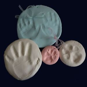 Baby-Clay-Handprint-Footprint-Imprint-Kit-Air-Drying-Impression-Casting-Boy-Girl