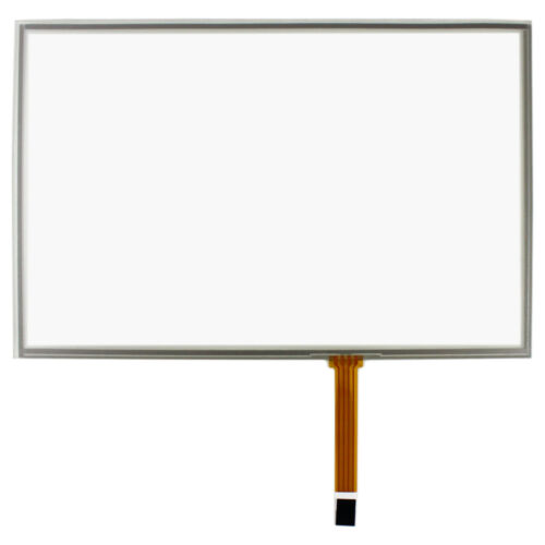 12.1inch 4 wire Resistive Touch Panel 16:9 dimension size 276mmx178mm