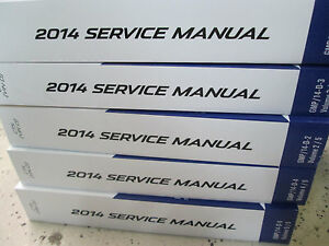 2014-CADILLAC-CTS-V-Cts-Vin-un-Taller-de-Servicio-Reparacion-Taller-Manual-Set-Nuevo
