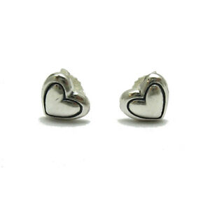 Stylish Sterling Silver Earrings Stamped Solid 925 Spiral Handmade New Empress