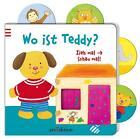 Zieh mal - Schau mal! Wo ist Teddy? von Anne Böhm (2014, Gebundene Ausgabe)