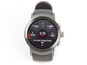 LG Watch Sports (W280 W281) Band / International Edition Band/ Gray color