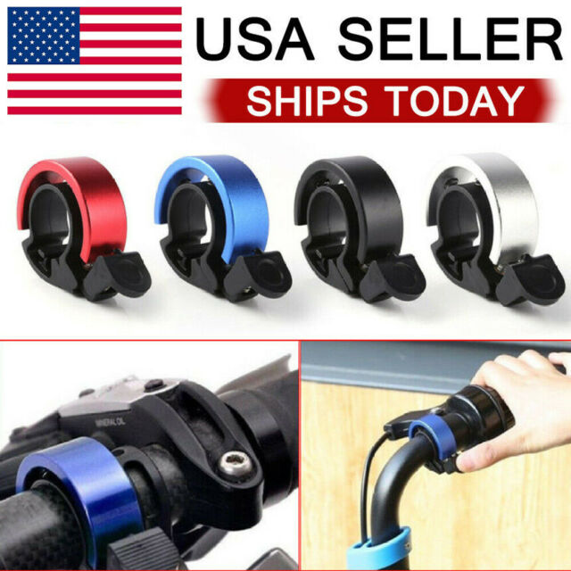 Bell Bicycle Bike Ring Handlebar Horn Cycling Alarm Safety Loud Sound Aluminum