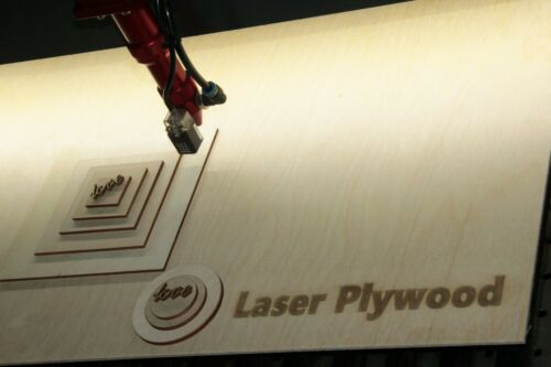Laser Ply 3mm Birch Plywood Sheets Different Sizes Craft