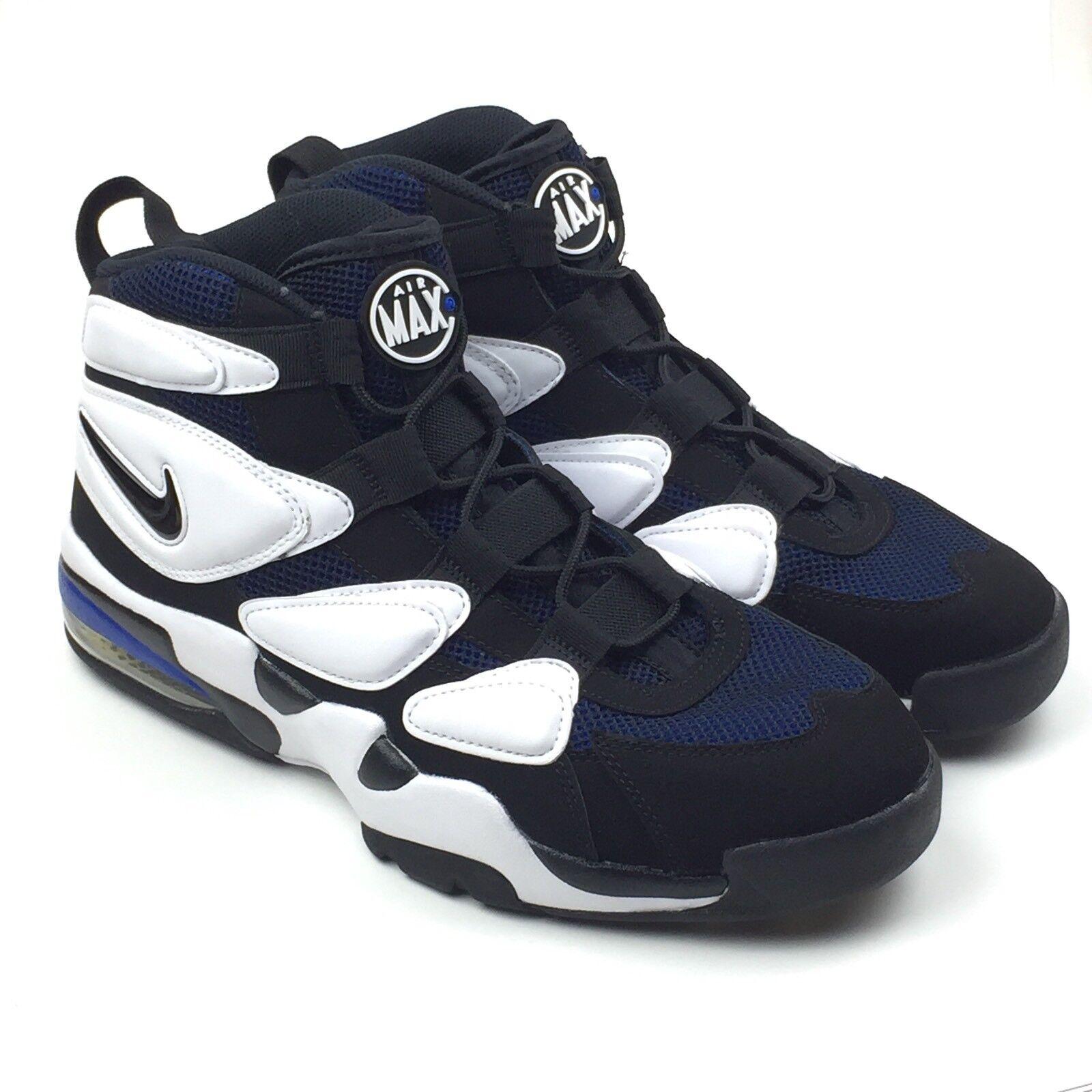 Nike air max 2 nero ritmo 94 duca bianco nero 2 blu misura 13 nuovi 922934-101 9eae0a