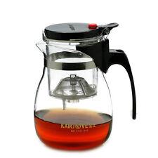 Kamjove TP-757 Heat-resisting Glass Teapot Gongfu Tea Cup with Lid 700ml