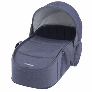 Brand New Maxi-Cosi Laika Soft Newborn Carrycot in Sparkling Blue RRP£99