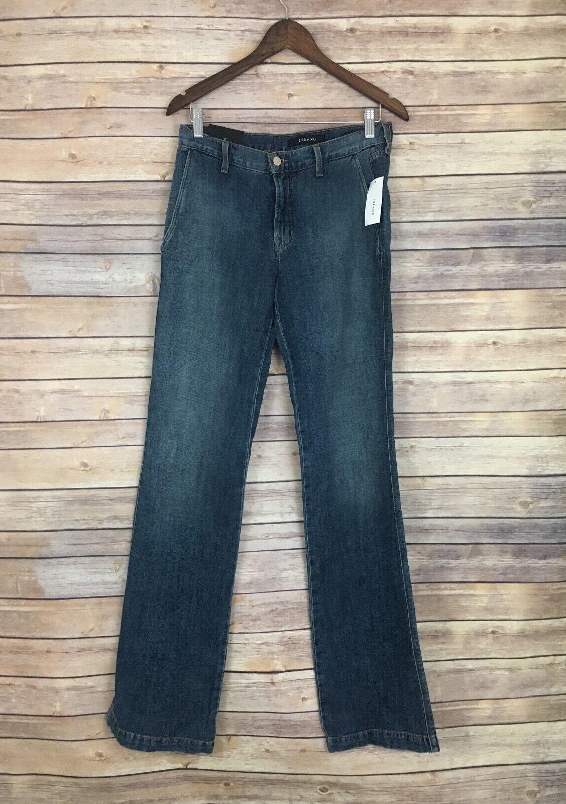 New J Brand Glenn Westerly Jeans (Size 27)
