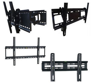 LCD-LED-3D-TV-Wall-Bracket-Mount-Tilt-Swivel-37-40-42-47-48-50-52-55-60-65-70