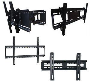 LCD-LED-3D-TV-Wall-Bracket-Mount-Tilt-Swivel-37-40-42-47-48-50-52-55-60-65-70