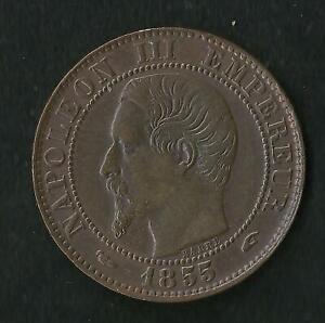 5-ct-Napoleon-III-1855-A-Chien
