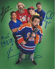THE COMIC BOOK MEN TV Show Cast SIGNED 8X10 Photo d Kevin Smith